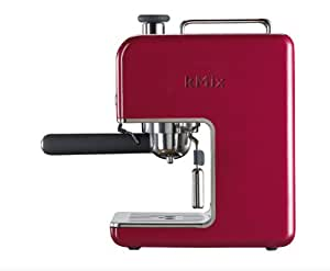 Kenwood ES021 1100-Watt Expresso Coffee Machine (Red)