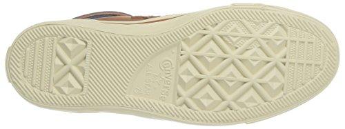 Converse Pro Blaze Adulte Plus 382960 Unisex - Erwachsene Sneaker Braun (9 MARRON/MARINE)