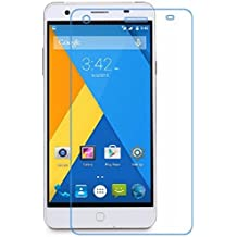 Funnytech_ - Cristal templado para Elephone P7000. Protector de pantalla transparente para Elephone P7000. Vidrio templado antigolpes (Grosor 0,3mm) – Kit de instalación incluido