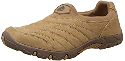 Action Shoes Mens Beige Faux Fur Boat Shoes - 8 UK (1725-Beige-8 )