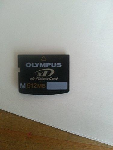 Flash-Speicherkarte für Olympus & Fujifilm + 2 GB xD-Picture Card Typ M, mit Box-Verpackung