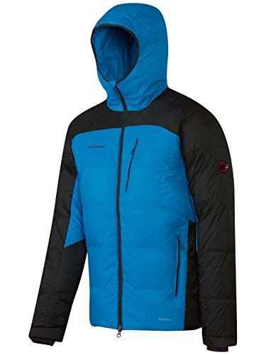 Mammut Ambler Hooded Jacket atlantic/graphite
