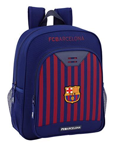 FC Barcelona Mochila Junior niño Adaptable Carro.