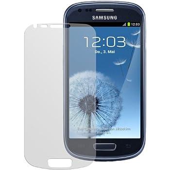 3x Dipos Antireflex Displayschutzfolie für Samsung Galaxy S3 mini i8190