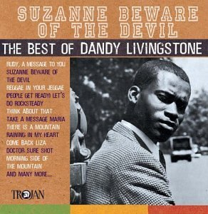 Suzanne Beware of the Devil: T by Dandy Livingston (2002-12-10)