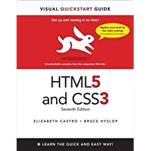 [(HTML5 & CSS3 : Visual QuickStart Guide)] [By (author) Elizabeth Castro ] published on (December, 2011)