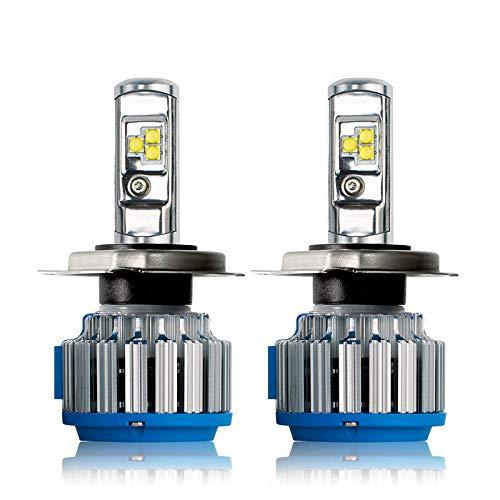 H4 Hi/lo H7 H11 9006 Faro LED per auto 9005 HB3 HB4 H1 H13 Lampadine Super White Super 6000K Sostituisce la lampada o