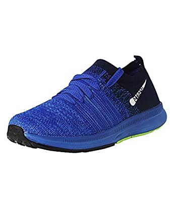 VIR SPORT Max My Air Blue Men's Running Shoes
