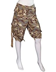 Short Hero camuflaje desierto – Ufo, color Taille, tamaño large