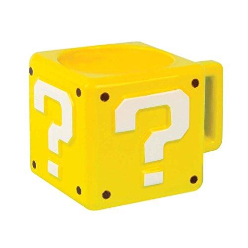 Super Mario Fragezeichen-Block Becher (Block Mario)