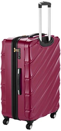Shaik 7203053 Trolley Koffer, Gr.XL, pink - 2