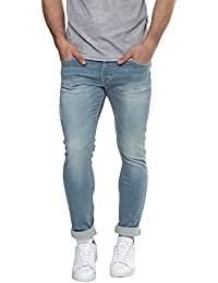 AMERICAN CREW Men's Slim Fit Jeans