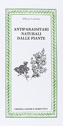 antiparassitari naturali dalle piante