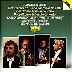 Brahms - Klavierkonzerte 1 Und 2 Violinkonzert Doppelkonzert