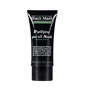ROPALIA Blackhead Remover Deep Clean Purifying Masque Nettoyage Profondeur Purifiant Anti Points Noirs Acne Masque.