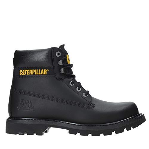 Caterpillar Mens WC44100709_45 Hiking Boots, Black
