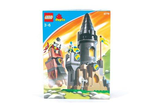 Lego Duplo Burg 4779 - Verteidigungsturm (Lego Burgen Für Jungen)