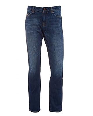 Hugo Boss Black Mens Jeans Delaware3 Comfort Slim Indigo Jean