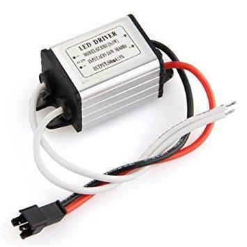 Ballast transformateur ampoule LED lampe 85-265V AC 12V DC