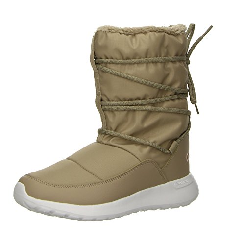 Damen Boot Adidas (adidas Damen CF Racer WTR Boot W Fitnessschuhe, Grün (Caqtra/Roshel/Balcri), 39 1/3 EU)