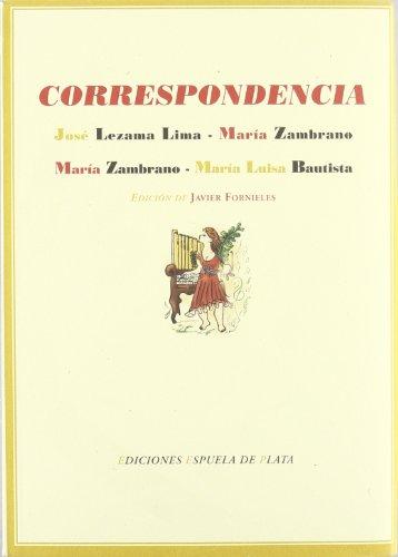 Correspondencia Entre Jose Leza (Otros títulos) por Javier Fornieles Ten