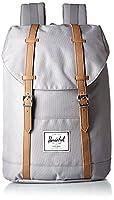 Herschel Supply Company Casual Daypack Retreat, 22.5 Liters, Grey