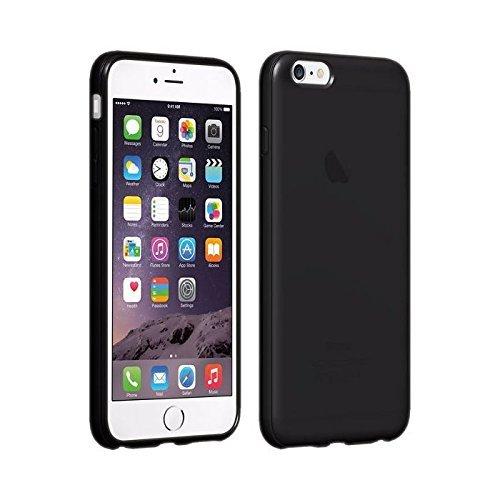 Apple iPhone SE/5S/5Verizon OEM Silikon Fall-Schwarz (Iphone 5s Verizon)