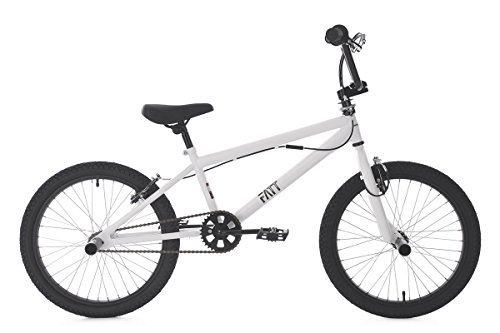 BMX freestyle 20'' Fatt blanc KS Cycling