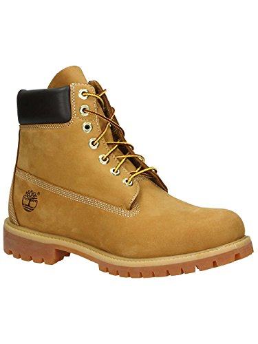 Timberland Mens Premium 6 Inch - 9.0 UK - Wheat