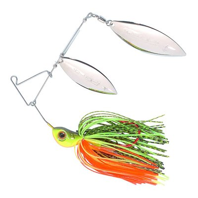 Spinnerbait 38g PeaCock XL SunLow