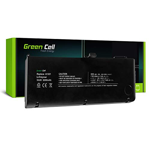 Green Cell® A1321 Batería Apple MacBook Pro 15 A1286
