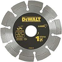 DEWALT DT3741-XJ - Disco de diamante de alto rendimiento para el corte de materiales de construcción/hormigón 125x22.2mm
