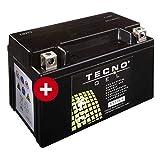 Tecno YTZ10S Gel Batterie FZ8 800 SA Fazer ABS 2011-2016