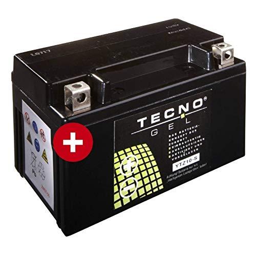 Tecno YTZ10S Gel Batterie CB 1000 R 2008-2015