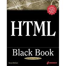 HTML Black Book (Little Black Book)