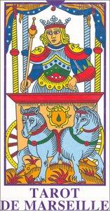 Tarot de Marseille por Alexandro Jodorowsky