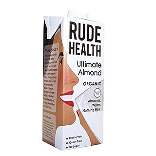 Rude Health Foods | Ultimate Almond Milk | 6 x 1l