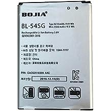 Nadalan Batería para teléfono móvil para LG VU3 G2 F520 F300 F260 L90 US780 LTE3 D728 AKA H778 H779 D722 D729 F320L f320s f320k F260 f300 BL-54SG BL-54SH