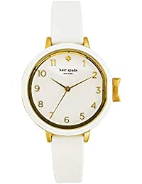 Kate Spade Analog White Dial Women's Watch-KSW1441