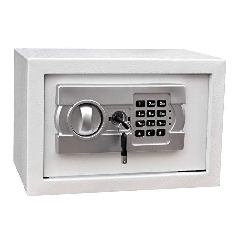 Plantex Digital Safe/Safe Locker Box/Electronic Safe Locker for Home and Office