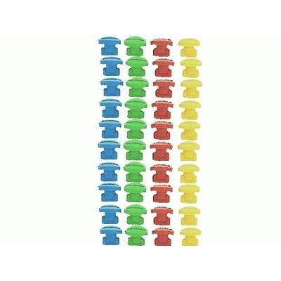 Moveandstic 875048 - Rohrverschluss (40 Stck)