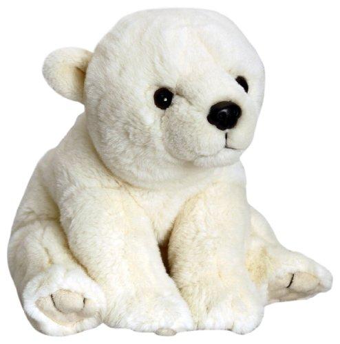 Keel Toys Eisbär Stofftier / Plüschtier 45cm (Polar Bear)