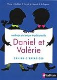 Daniel et Valérie : Cahier d'exercices