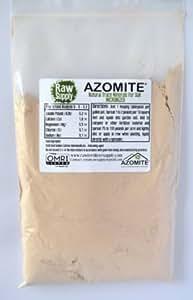 1 kg de Bio Azomite oligo-Poudre minérale - 67 minéraux essentiels pour vous et votre jardin