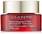 CLARINS MULTI-INTENSIVE Creme hohe Anforderung Nachtpflege TP 50 ml