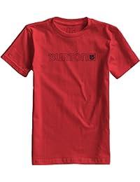 Burton Jungen T-Shirt Logo HRZ Short Sleeve