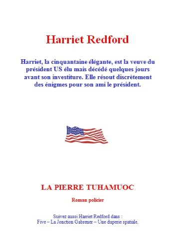 La Pierre Tuhamuoc (Harriet Redford t. 4)
