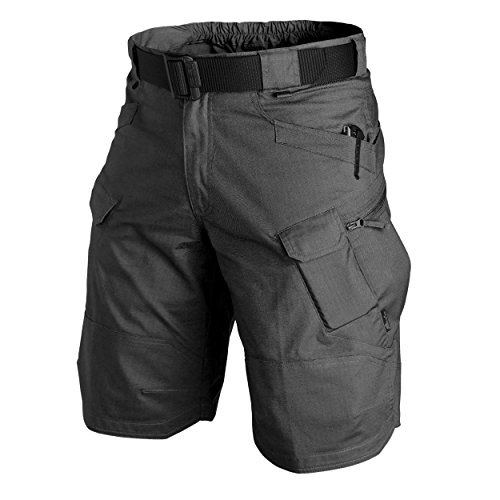 Helikon-Tex Urban Tactical Shorts® 11'' - Polycotton Ripstop - Schwarz -