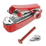Tragbare Mini-Nähmaschine 1 zufällige Farbe Versehen (mit Einem Einfädler) Wohnaccessoires & Deko Halloween, Weihnachten Lieferungen