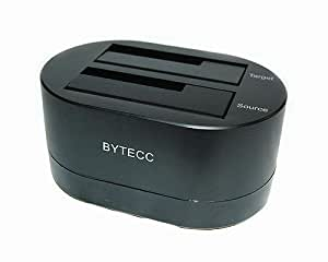 Duplicateur autonome de néon SSD/HDD et Docking Station (USB 2.0 - eSATA)